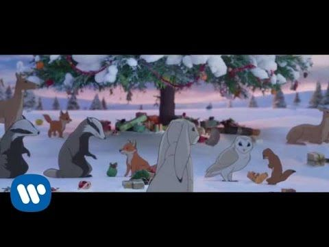 Christmas Advert, The Bear and the Hare- John Lewis 2013 - YouTube