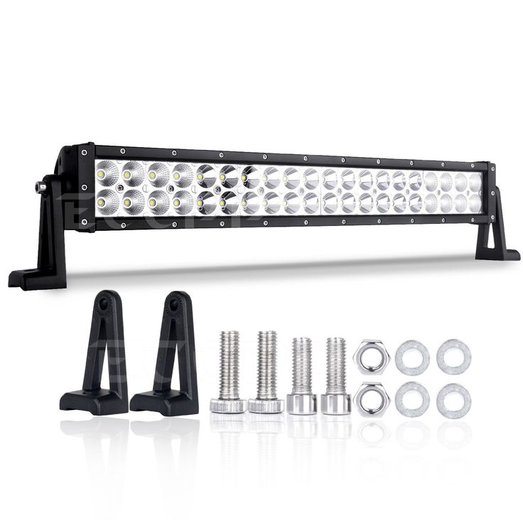 17 best led light bars images by eccpp on pinterest led light bars 22 120w off road led work light bar flood spot combo beam for 4x4 aloadofball Image collections