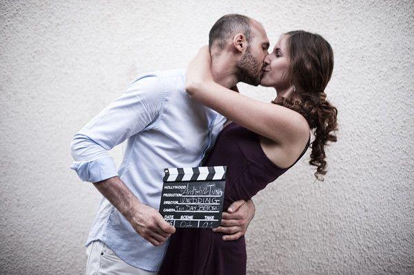 kiss- wedding -italianwedding - ciack  www.nonsolospose.it