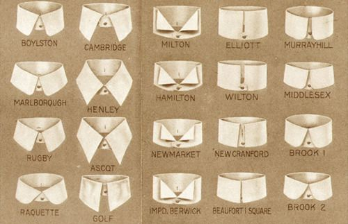 Types of collars