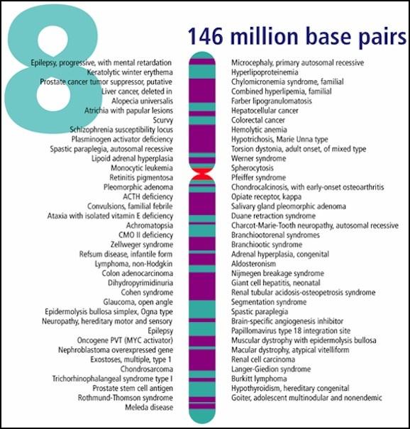 chromosoomafwijking