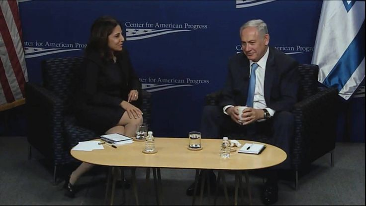 VIDEO: Emails leaked to The Intercept show the Center for American Progress censored writers at Think Progress on topics critical of Israel, at the urging of a longtime aide to Hillary Clinton. This week, CAP hosted Israeli Prime Minister Benjamin Netanyahu - בנימין נתניהו for an event despite staff objections. http://www.democracynow.org/2015/11/12/center_for_american_progress_hosts_netanyahu