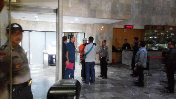 Saudara Kandung Saipul Jamil Resmi Ditahan KPK