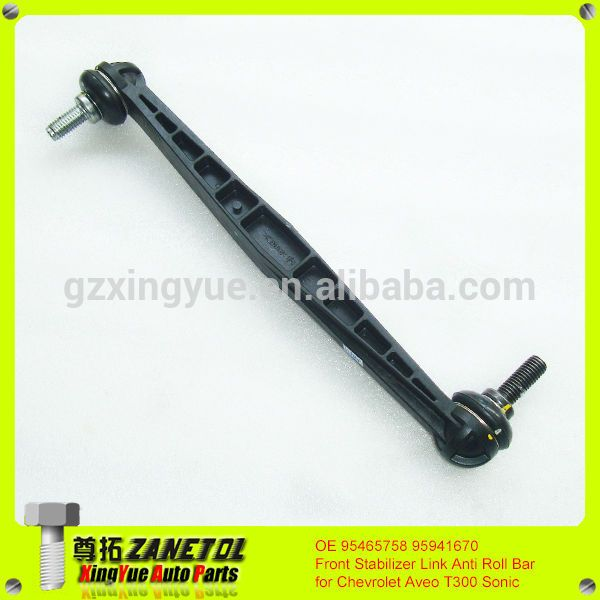 OE 95465758 95941670 Auto Front Stabilizer Link Anti Roll Bar for Chevrolet Aveo T300 Sonic