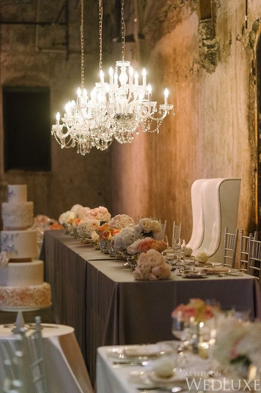 WedLuxe– An Industrial Chic Wedding Filled with Timeless Details | Photography by: Tara McMullen Photography