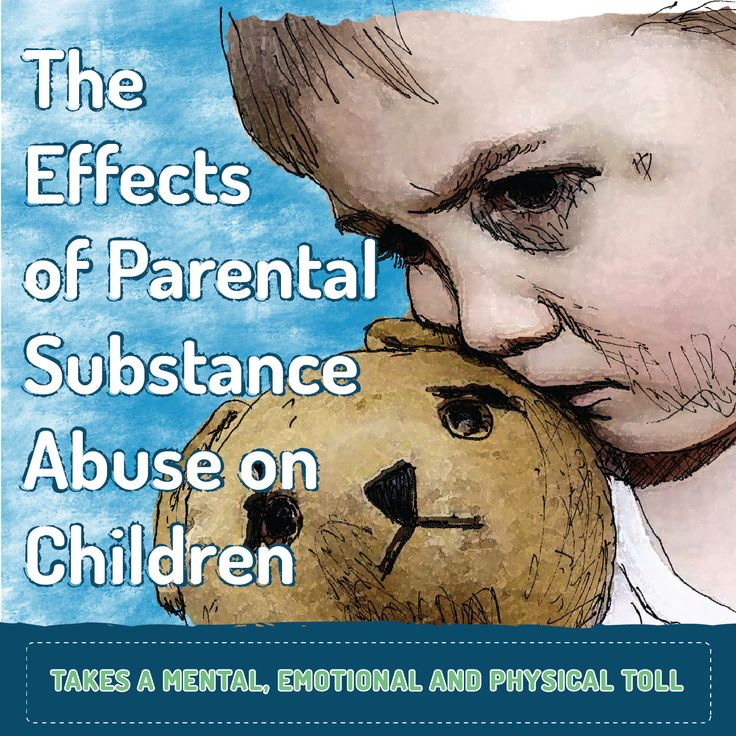 Abuse as a child the affects