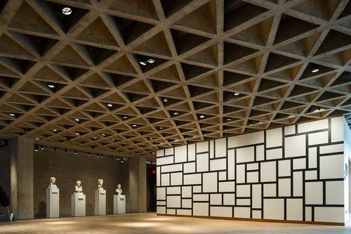 Louis Kahn. Yale University Art Gallery. New Haven 1951 - 1954