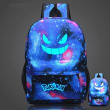 Pouplar Luminous Printing Game Pokemon Go Backpack Pokemon Gengar Backpacks School Bags For Teenager Girls Mochila Feminina     Tag a friend who would love this!     FREE Shipping Worldwide     #BabyandMother #BabyClothing #BabyCare #BabyAccessories    Buy one here---> http://www.alikidsstore.com/products/pouplar-luminous-printing-game-pokemon-go-backpack-pokemon-gengar-backpacks-school-bags-for-teenager-girls-mochila-feminina/