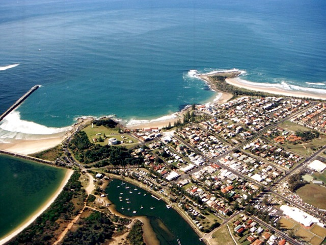 My Home Town Yamba NSW 2464   AUSTRALIA!