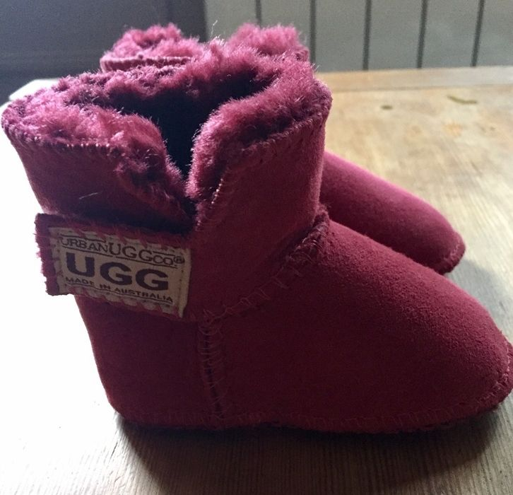 tricoter uggs