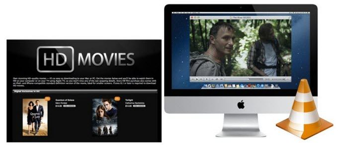 Convert iTunes M4V Video for Playing on VLC Media Player