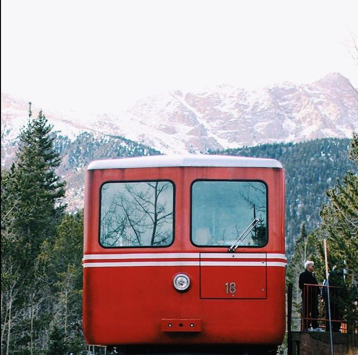 How will you be spending your first official day of #springbreak? We've got an idea  hop on @pikes_peak_railway for the ultimate #adventure! #visitpikespeak