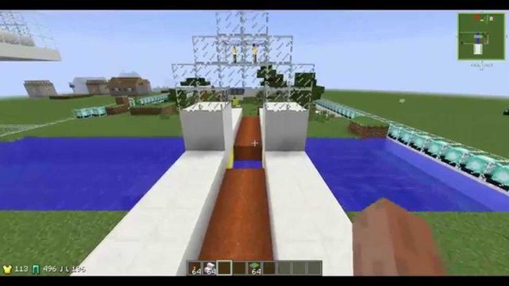 Строим автоматический мост,идеальная защита от нападений