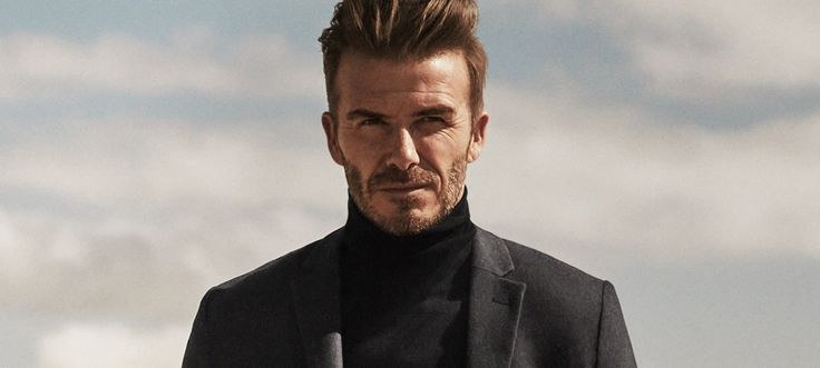 David Beckham's Best Hairstyles (And How To Get The Look) - http://www.fashionbeans.com/article/david-beckham-hair-styles/