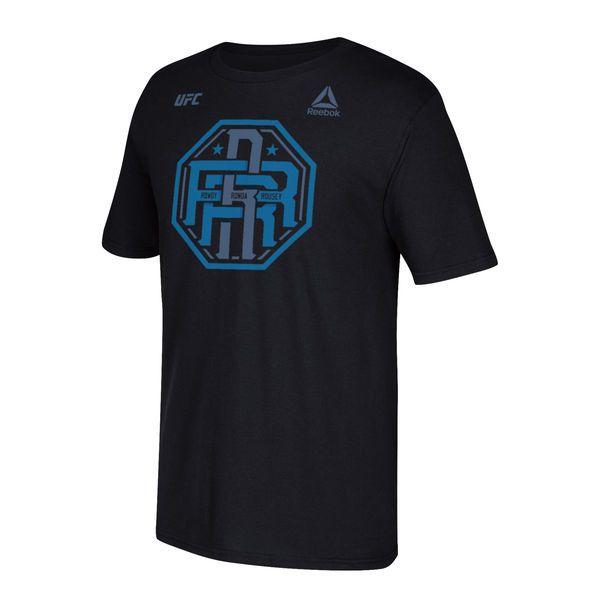 Ronda Rousey Reebok UFC 207 Rowdy T-Shirt - Black - $27.99