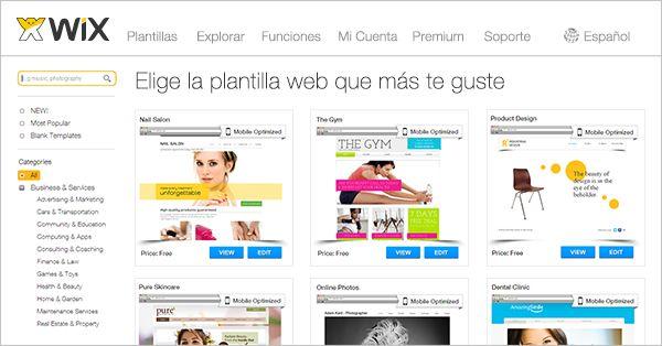 Elige entre 100s de plantillas web HTML creadas por diseñadores. ¡Crea un increíble sitio web gratis de Moda y Belleza personalizado para Moda y accesorios ahora!
