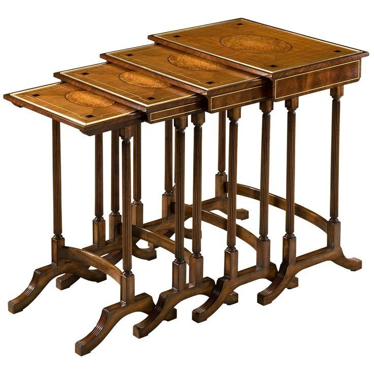 theodore alexander maker the original quartetto nests of table