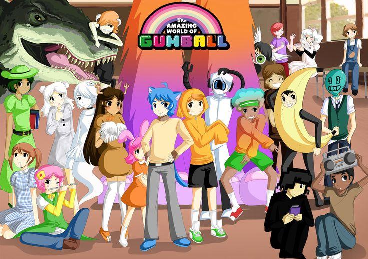 Gumball!