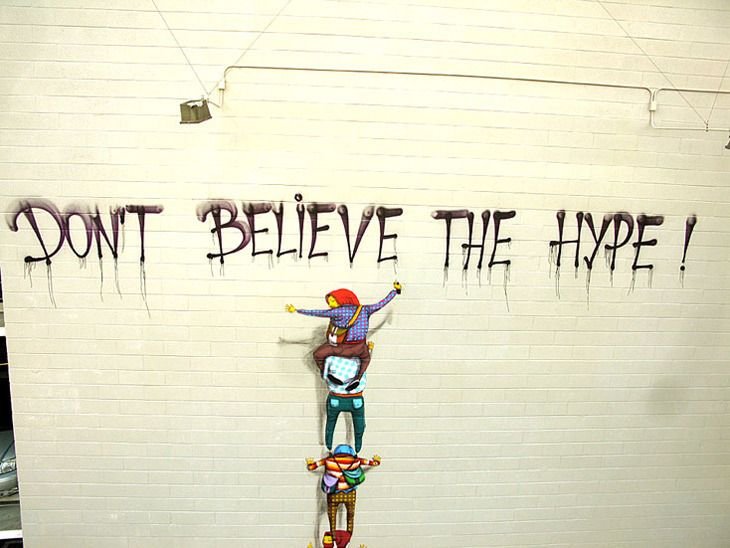 Be a non-believer!
