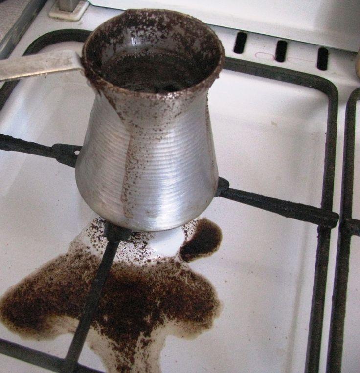23 апреля. Воскресный кофе. Сбежал.))))