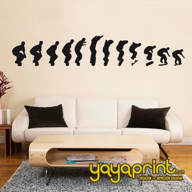 35 best Skate Vinilos decorativos Yayaprint images on Pinterest