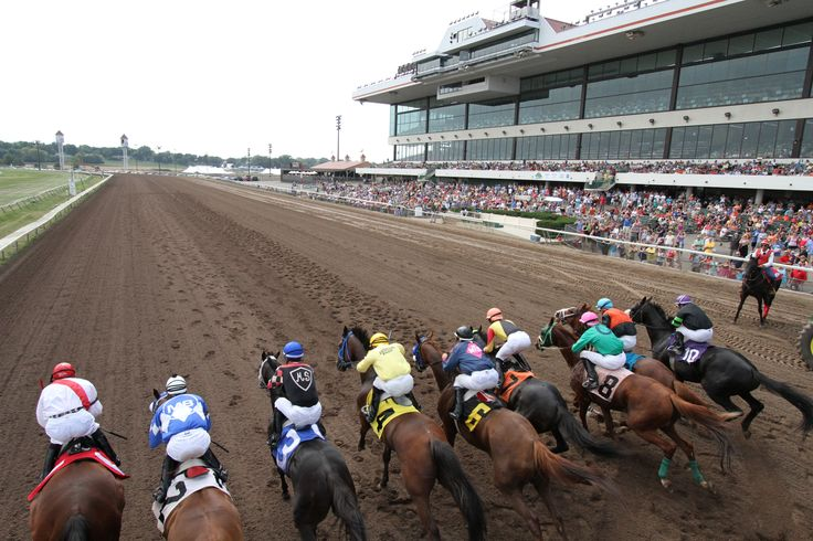Canterbury Park Race Track