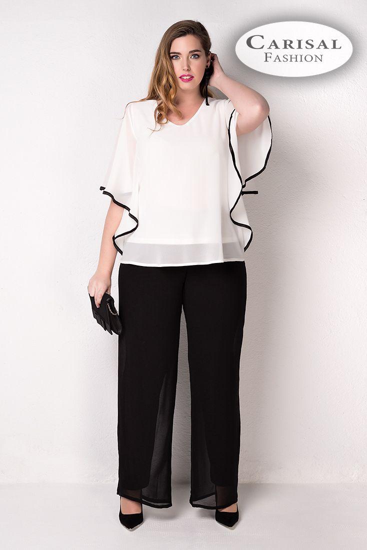 Blusones Elegantes Tallas Grandes Tienda Online De Zapatos Ropa Y Complementos De Marca