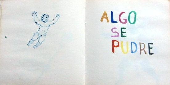 Artista: Ricardo Muñoz Izquierdo, Libreta dibujos 3, dibujos en hoja de libreta, 13,5x21 cm, +PA.  Artist: Ricardo Muñoz Izquierdo, drawings Book 3, sheet of notebook drawings , 13,5x21 cm, + PA .