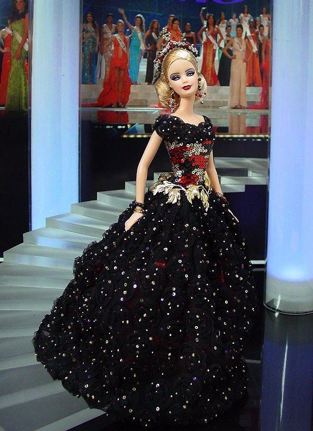 Miss Udmurtia Barbie Doll 2012