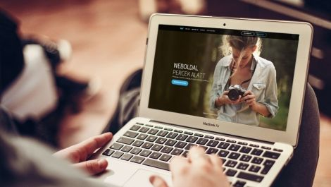 Wezzpage egyszerű weboldal készítés