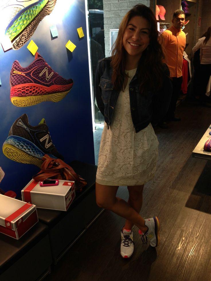 Perla Galvez, maratonista!