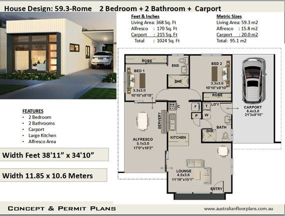 Pin On 2 Story Tiny House Plans