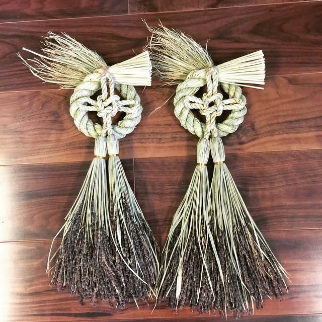 Kumiさんの、藁細工,わら細工,注連縄,しめ飾り,しめ縄,玄関/入り口,のお部屋写真