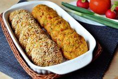 Retete Culinare - Chiftele din legume la cuptor