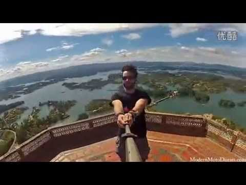 TOPYAO Selfie Stick for Digital Camera and Cellphone iPhone 6,iPhone plus - YouTube
