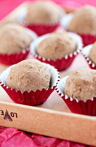 homemade truffle recipe