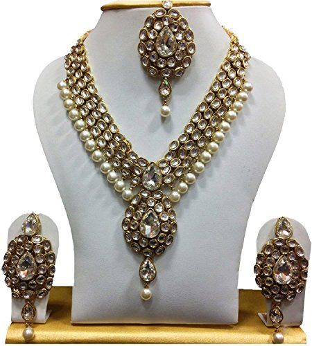 Indian party Wedding wear Traditional Gold Plated Kundan ... https://www.amazon.com/dp/B06Y1KJGP4/ref=cm_sw_r_pi_dp_x_X1k9ybQKJ5P1K