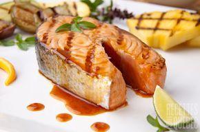 Saumon au thé vert #recettesduqc #poisson #saumon