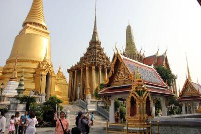 El Gran Palacio de Bangkok Palacio Real, Tailandia
