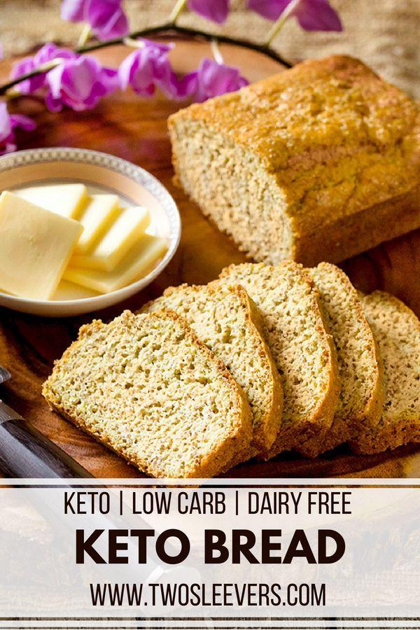 Keto Bread Low Carb Bread Dairy Free Bread Keto Bread Recipes Low Carb Bread Recipes Keto Bread Recip Best Keto Bread Dairy Free Bread Low Carb Bread