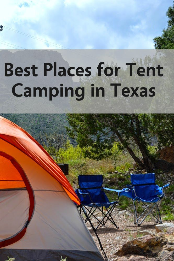 Best Places for Tent Camping in Texas // Big Bend National Park // Camping in Texas #camping #texascamping
