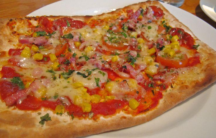 Jukse pizza er som navnet tilsier en pizza hvor du jukser med alt mulig. Den smaker likevel utrolig godt, er super rask å lage.