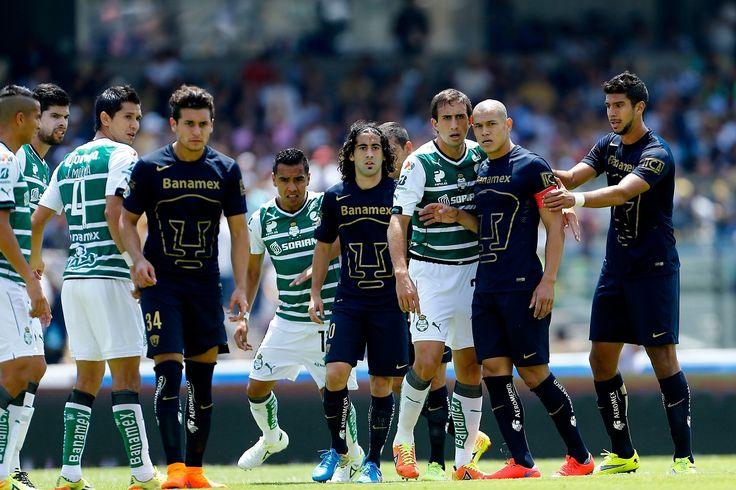 Pumas vs Santos en vivo  Fútbol en vivo - Pumas vs Santos en vivo. Todo para ver el partido Pumas vs Santos en vivo en el lugar donde estés. Horarios canales previa y más.