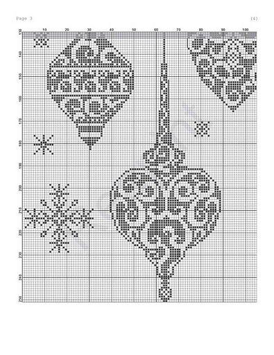 Elegant ornaments (bottom left)