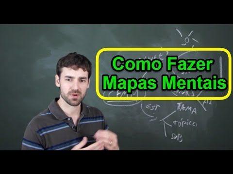 Guia Prático e Definitivo: Como Fazer Mapas Mentais