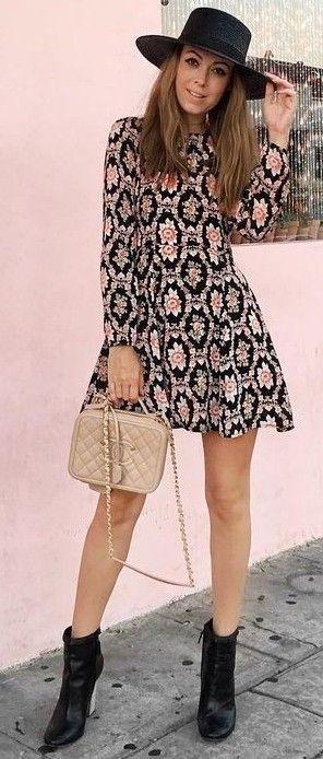#summer #lovely #style   Little Boho Dress