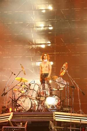 #Yoshiki #XJapan #Drummer