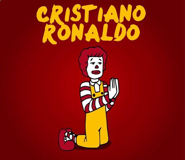 ★★★★★ Imagenes chistosas: Cristiano Ronaldo I➨ www.diverint.com/... → #fotosgraciosas #imagenescomicas #imagenesconhumor #imágenesdivertidas #imagenesdivertidasparafacebook