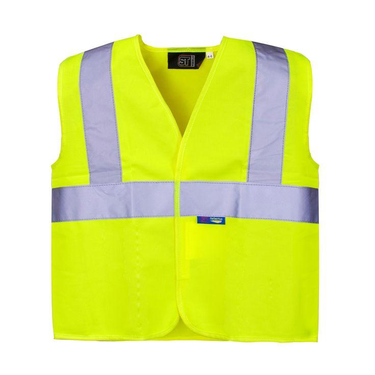 ST Hi Vis Junior Vest | Supertouch Website