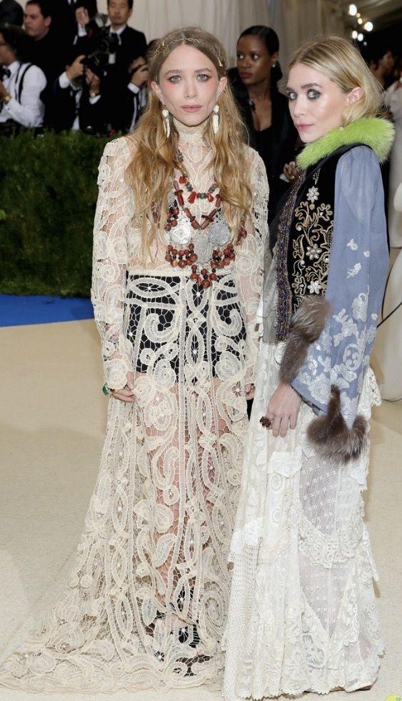 Fashion Icons Olsen Style ✨